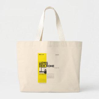 Ludwig Mies Van Der Rohe Large Tote Bag