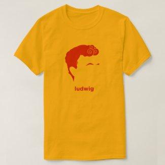 Ludwig (Wittgenstein) T-Shirt
