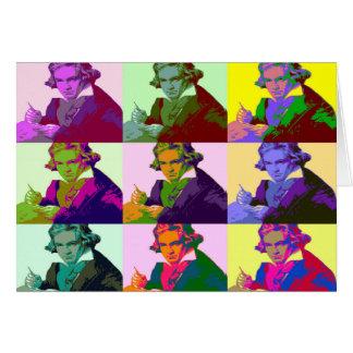 Ludwig Van Beethoven (1712-73) Card