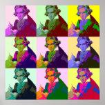 Ludwig van Beethoven (1712-73) Póster
