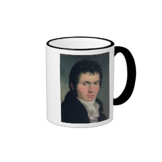 Ludwig van Beethoven , 1804 Mug