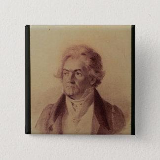Ludwig van Beethoven , 1824 Button