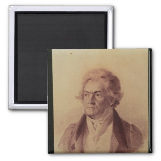Ludwig van Beethoven, 1824 Imán Cuadrado
