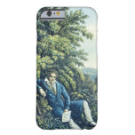 Ludwig van Beethoven by a River (coloured engravin iPhone 6 Case