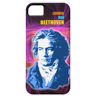 Ludwig van Beethoven Classical Composer Portrait iPhone SE/5/5s Case