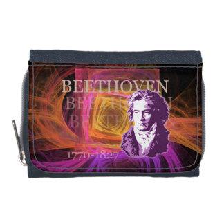 Ludwig van Beethoven Classical Composer Portrait Wallets