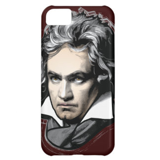 Ludwig Van Beethoven - Composer Musician Case For iPhone 5C