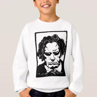 Ludwig van Beethoven - compositor alemán famoso Sudadera