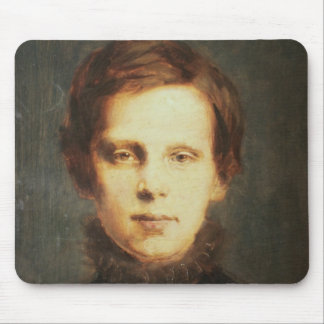Ludwig van Beethoven , German composer Mouse Pad