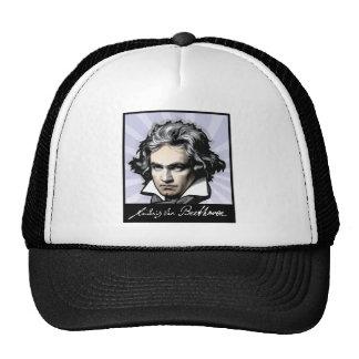Ludwig van Beethoven Gorros Bordados