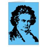 Ludwig van Beethoven Greeting Cards
