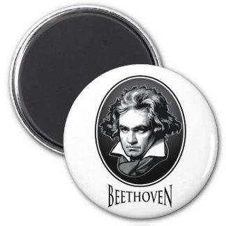 Ludwig van Beethoven Imán Redondo 5 Cm