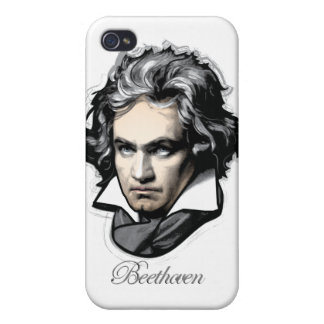 Ludwig van Beethoven Covers For iPhone 4