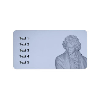 Ludwig van Beethoven Label