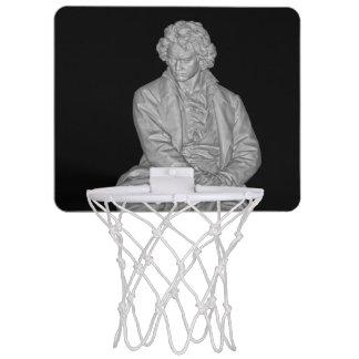 Ludwig Van Beethoven Mini Basketball Backboards
