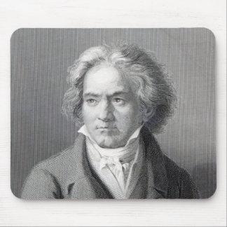 Ludwig van Beethoven Mouse Pad