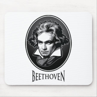 Ludwig van Beethoven Mouse Pads