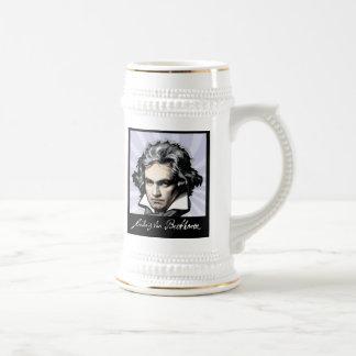 Ludwig van Beethoven Mugs
