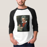 Ludwig van Beethoven Portrait T-Shirt