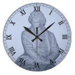 Ludwig van Beethoven Reloj Redondo Grande