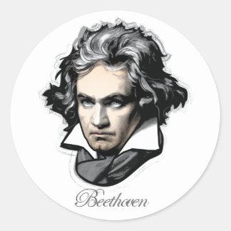 Ludwig van Beethoven Sticker