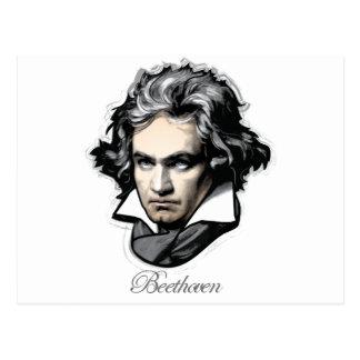 Ludwig van Beethoven Tarjetas Postales
