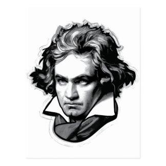 Ludwig van Beethoven Postales