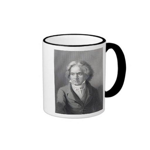 Ludwig van Beethoven Taza De Café