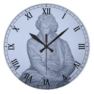 Ludwig Van Beethoven Wall Clocks
