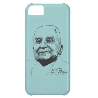Ludwig von Mises iPhone 5C Cases