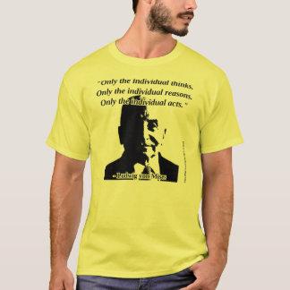 Ludwig von Mises - Human Action T-Shirt