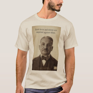 Ludwig von Mises Ideas Shirt