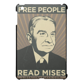 Ludwig Von Mises  Cover For The iPad Mini