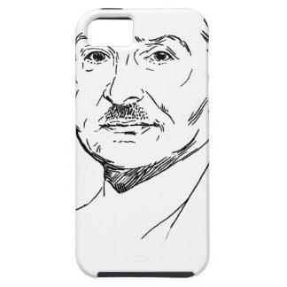 Ludwig von Mises iPhone 5 Funda