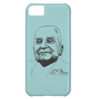 Ludwig von Mises iPhone 5C Cover
