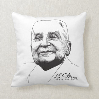 Ludwig von Mises Pillows