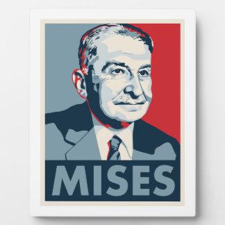 Ludwig von Mises Plaque