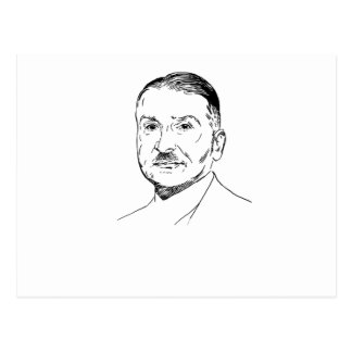 Ludwig von Mises Postcard