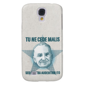Ludwig von Mises  - Tu Ne Cede Malis iphone case