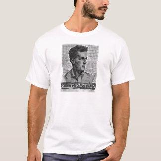 Ludwig Wittgenstein Original Artwork T-Shirt