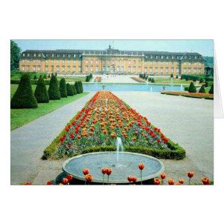 Ludwigsburg Castle Germany Card