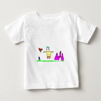Lue and Iogo Baby T-Shirt