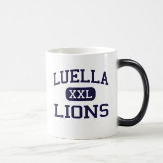 Luella - leones - alto - arboleda Georgia de la la Tazas De Café