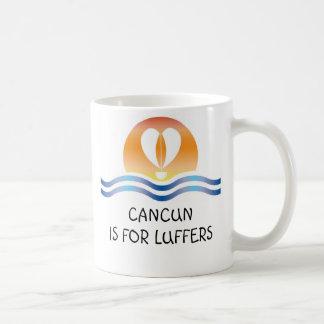 Luffers Sunset_Cancun Taza Clásica