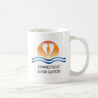 Luffers Sunset_Connecticut mug