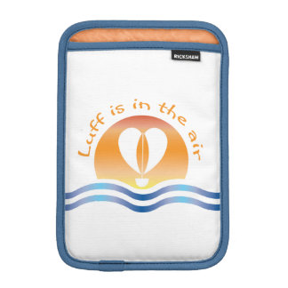Luffers Sunset_Luff is in the air Sleeve For iPad Mini