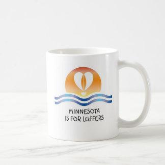 Luffers Sunset_Minnesota mug
