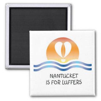 Luffers Sunset_Nantucket magnet