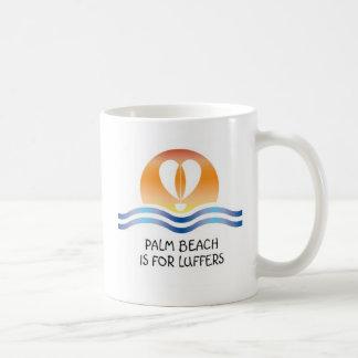 Luffers Sunset_Palm Beach mug
