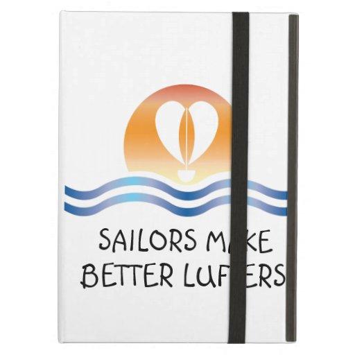 Luffers Sunset_Sailors Make Better iPad Folio Case